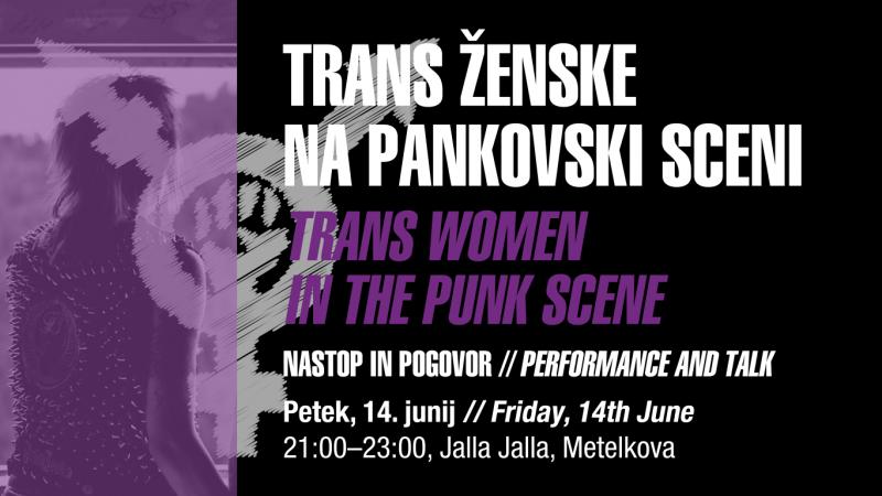 Trans ženske na pankovski sceni