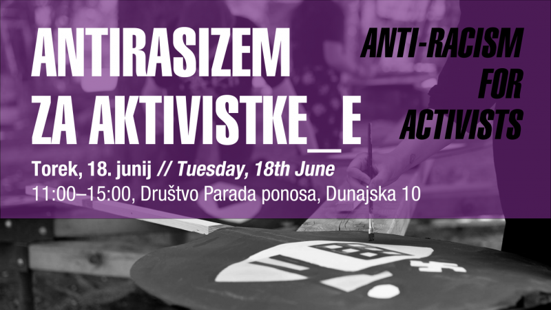 Antirasizem za aktivistke_e