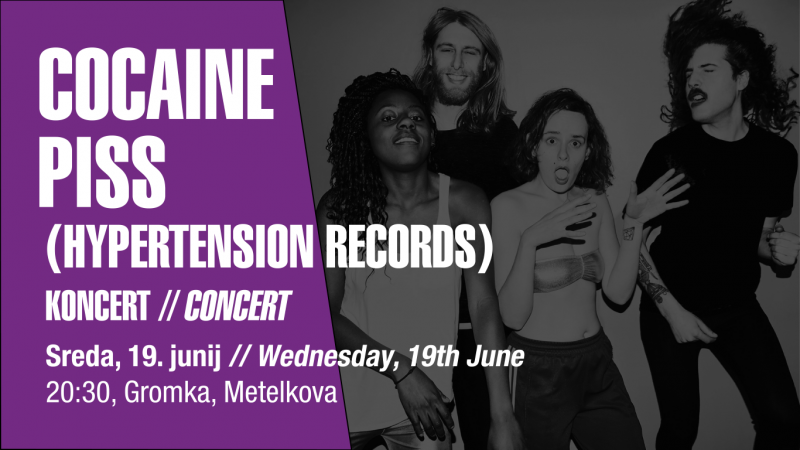 Cocaine piss (Hypertension Records)