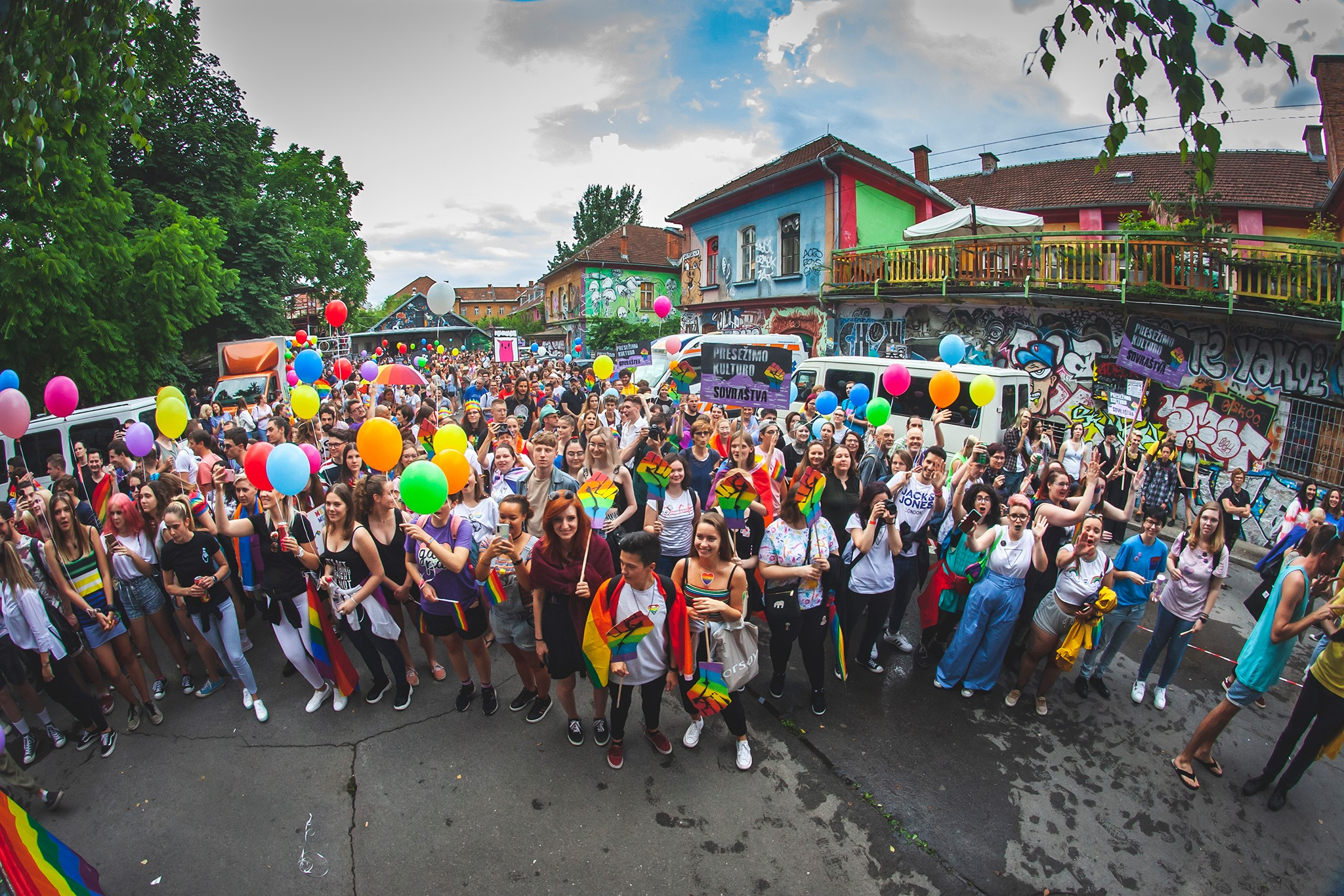 Festival Parada ponosa: