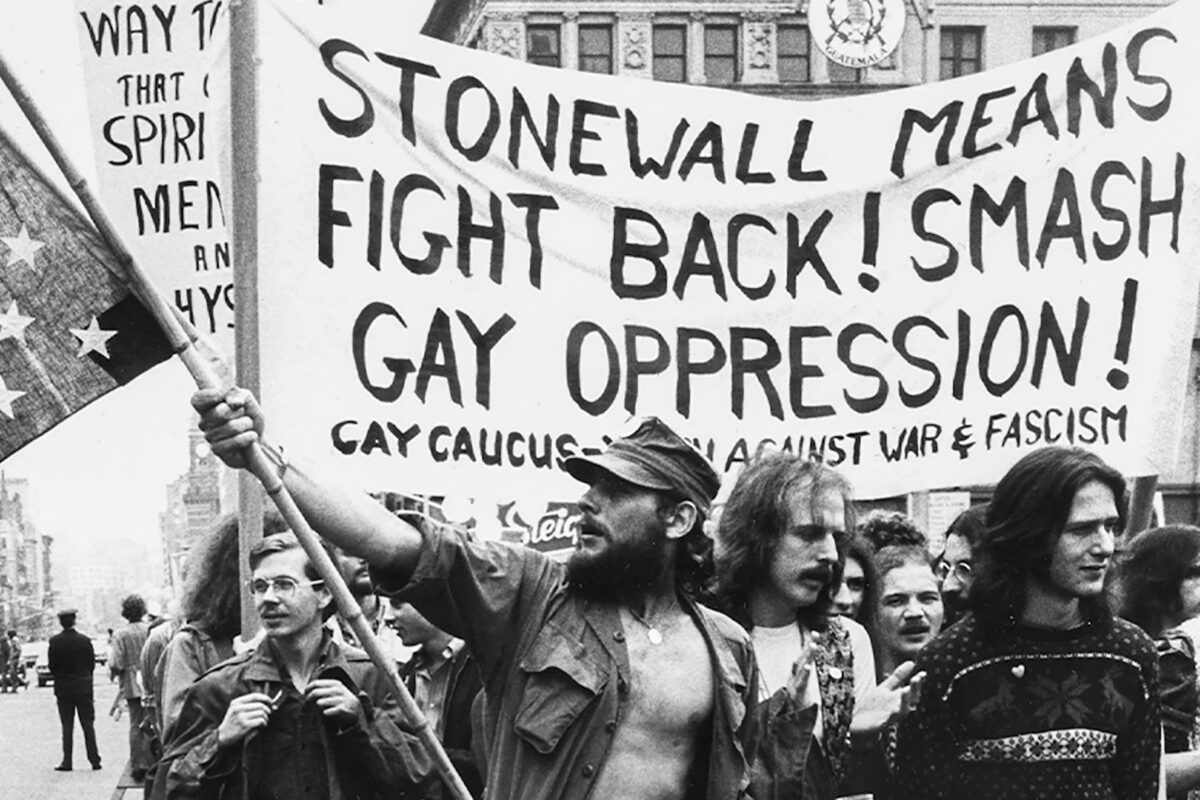 Stonewalški upor